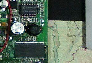 Lumia 920 centre de l'image ancien test