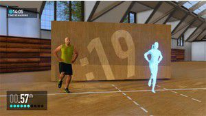 Nike+ Kinect Training est arrivé ! On ne joue pas, on fait du sport !