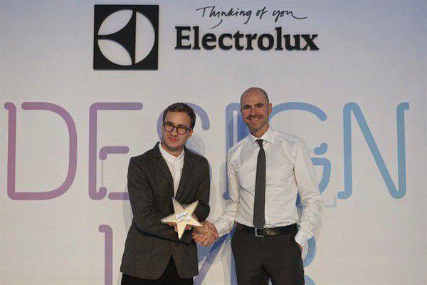 Electrolux design lab winner