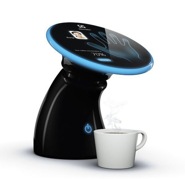 Memory cafetiere