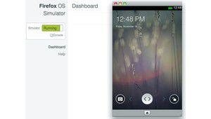 Firefox OS à l'essai sur Firefox !