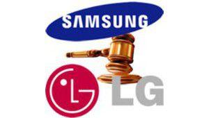 OLED : Samsung et LG en pleine guerre des brevets