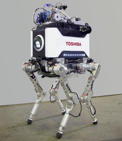 Robot toshiba