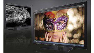 Un écran 4K de 32 pouces chez Sharp, le PN-K321