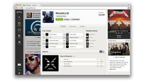 Spotify se met au social (et au métal)