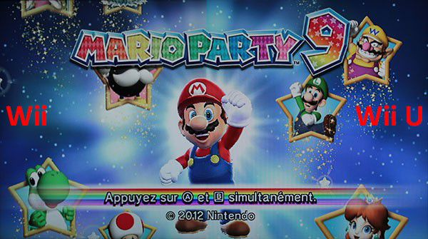 Mario Party 9 Wii vs Wii U 600px