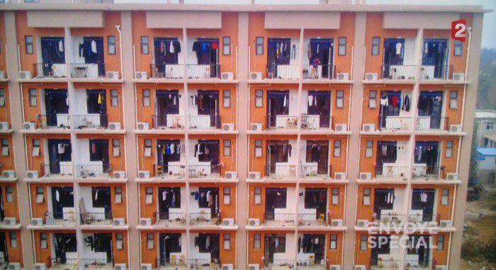 Foxconn dortoir