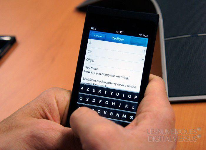 RIM BlackBerry 10