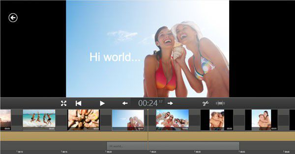Magix Movie Edit Touch