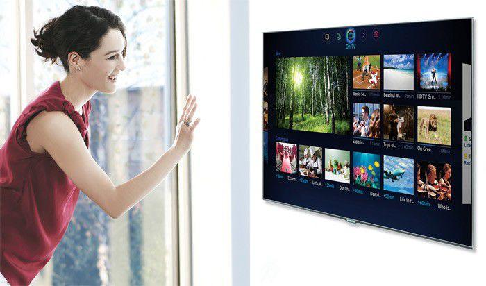 Samsung tv ces 2013