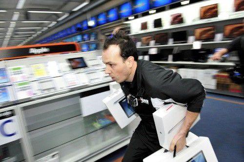 Saturn 150 sekunden gratis shopping