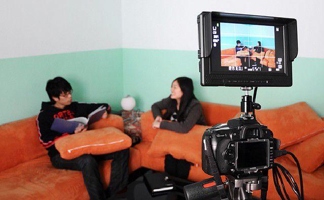 Écran externes pour filmer avec un reflex