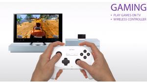 Snakebyte dévoile la première tablette/console de jeu/Smart TV
