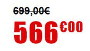 Faux solde : -130 € sur une tablette hybride. Comment calculent-ils ?