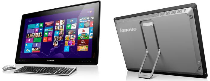 Lenovo ideacenter horizon face dos