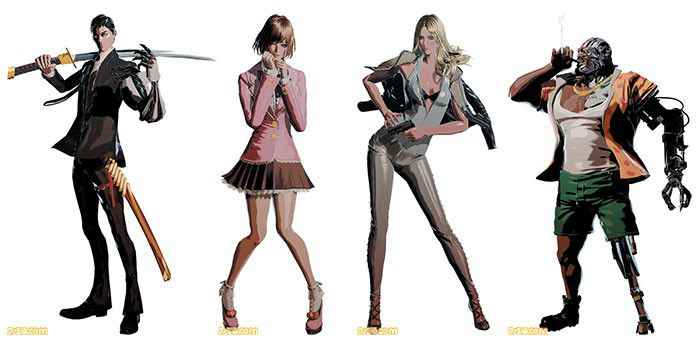 Killer is Dead Executioners 700px