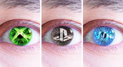 Microsoft Sony Nintendo