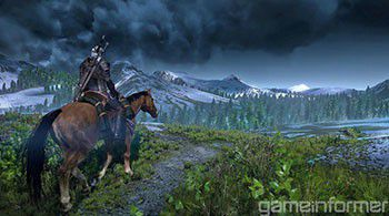 The Witcher 3 Wild Hunt GameInformer 09 350px