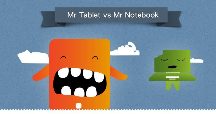 tablette notebook