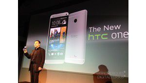 HTC One : disponible en mars pour 649 euros
