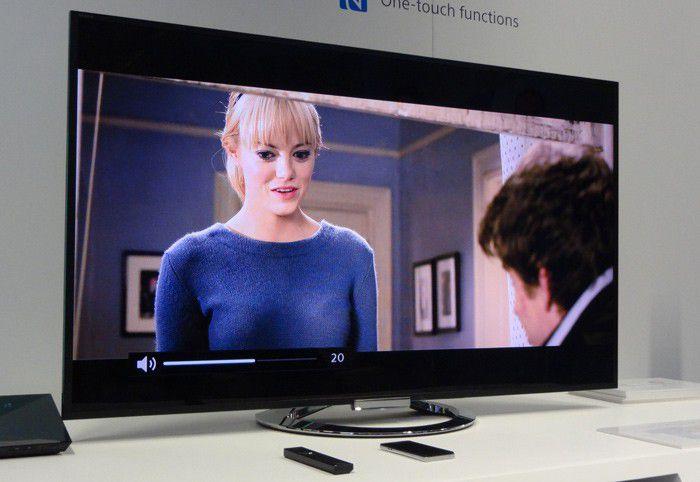 Nfc w9 sony tv