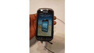 MWC 2013 : Samsung présente son Galaxy Xcover 2