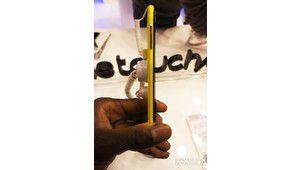MWC 2013: Prise en main du One Touch Idol Ultra