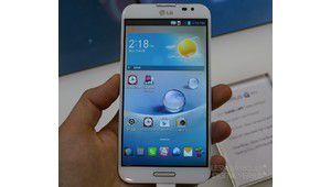 MWC 2013 : Prise en main et photos du LG Optimus G Pro