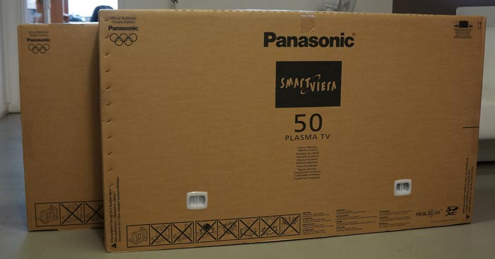 Panasonic tv 2013 st60 et60