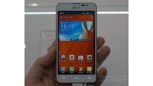 MWC 2013 : prise en main du LG Optimus F5