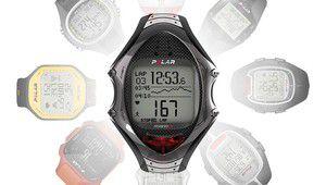 Impressionnante la gamme de montres de sport chez Polar