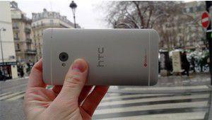 Nous avons le HTC One. Les tests démarrent.