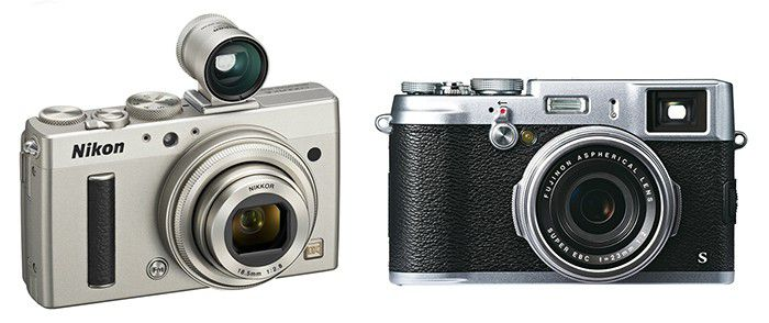 Nikon Coolpix A Vs Fujifilm X100S