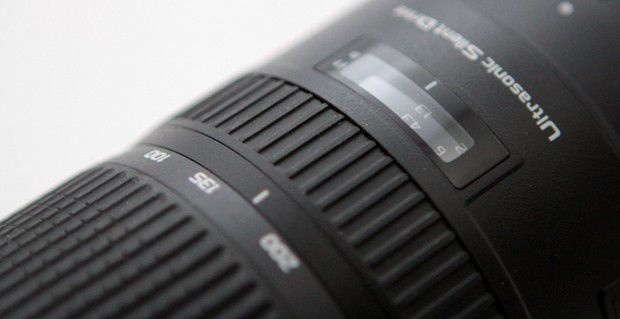 Tamron SP 70-200 mm f/2,8 Di VC USD