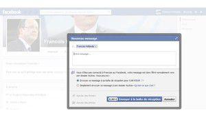 Facebook : payer pour s'adresser aux stars