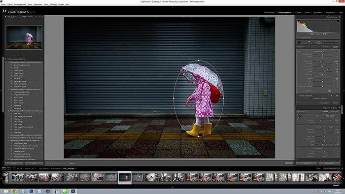 Sortie d'Adobe Photoshop Lightroom 5 - Les Numériques