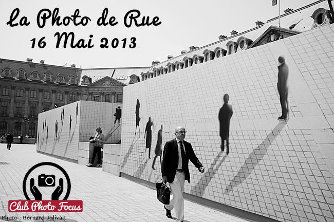 Club Photo Focus : la photo de rue