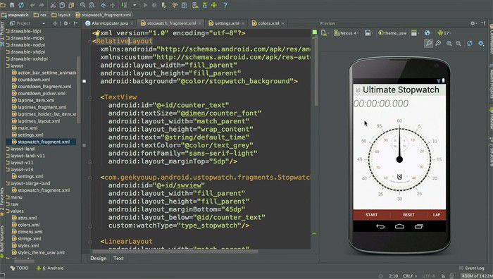 Android studio(1)