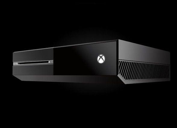 Full Xbox Console
