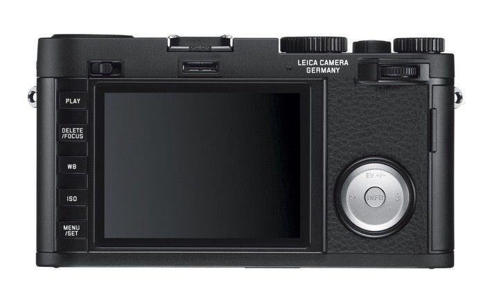 Leica X Vario back