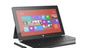 Le Surface Pro arrive en version 256 Go