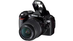 Test photo : réflex Nikon D40X