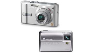 Panasonic FX12 et Casio EX-V7 en test
