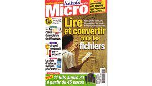 Micro Hebdo n°476 : 11 kits audio 2.1
