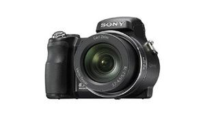 Sony Cyber-shot H7 en test