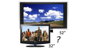 Quelle taille de téléviseur choisir ?