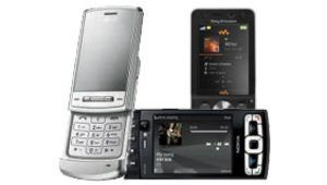 Comparatif : 8 téléphones portables