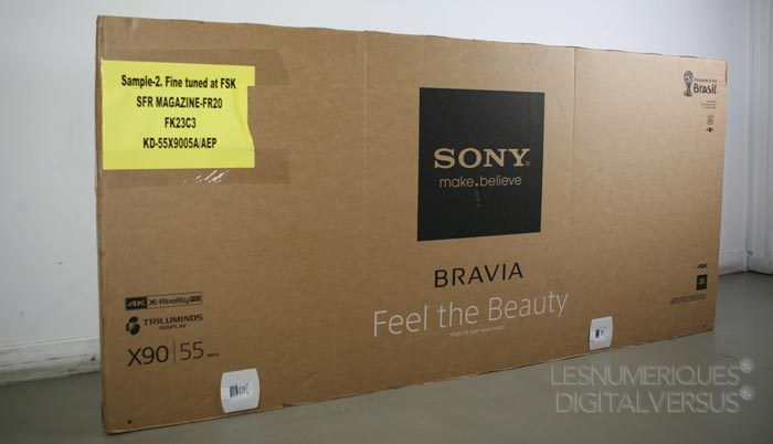 Sony TV UHD X9005