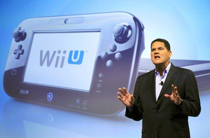 Nintendo USA Reggie Fils Aime