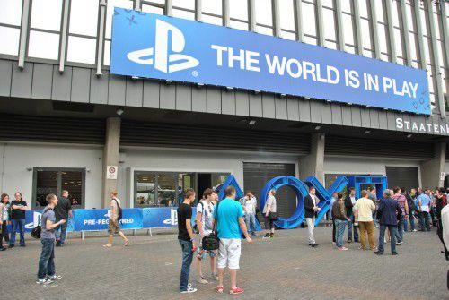 Gamescom Sony